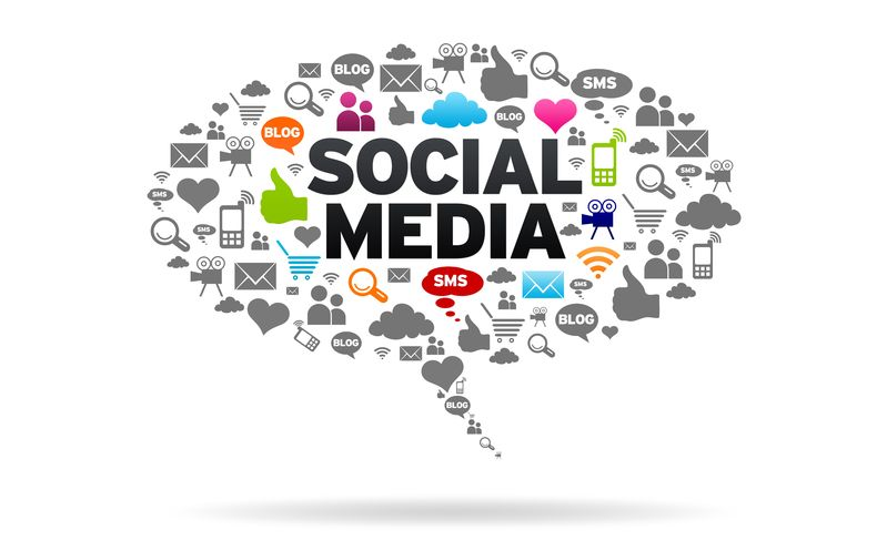 How small businesses can benefit from social media.
