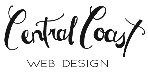 Central Coast Web Design logo