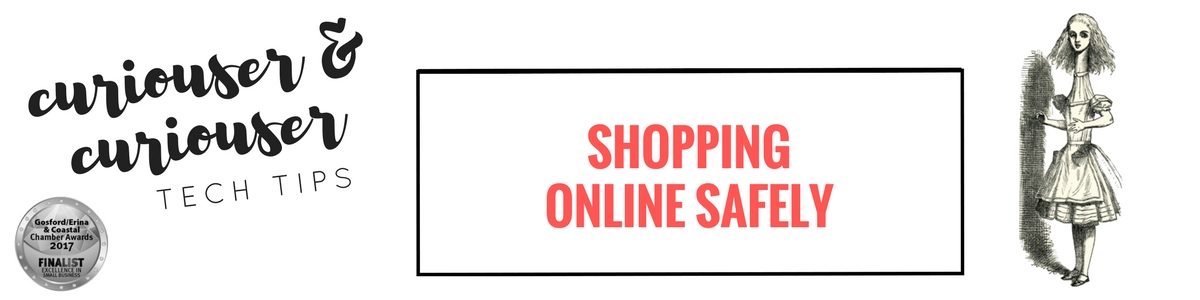 Crazy Christmas shopping time is here.... How to Protect yourself online