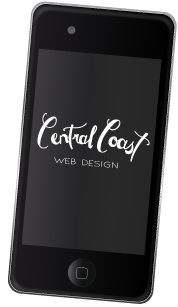Central Coast websites can also produce a Mobile design for your business.